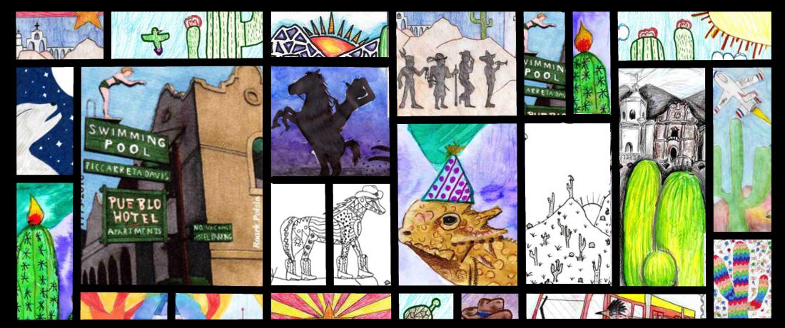 Stamp design contest!
