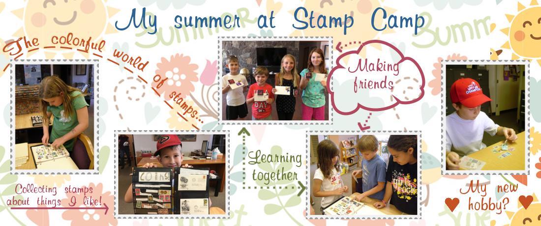 Stamp Camp, June 11-15