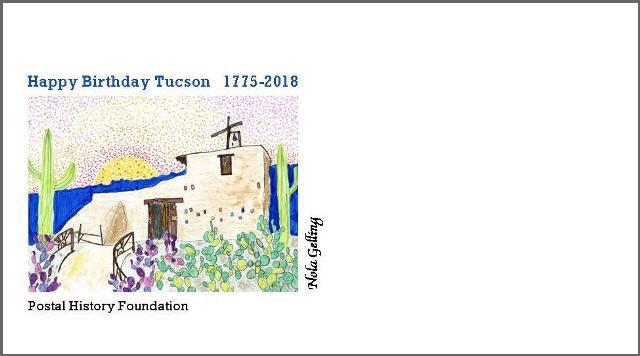 Cachet C; design by Nola Gelling, age group 9-12