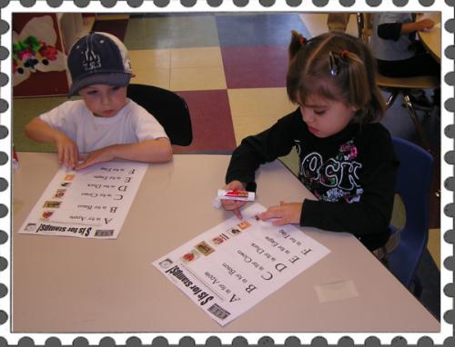 Classroom resources